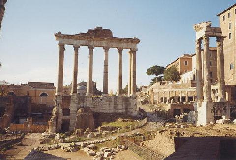 Римский форум форо романо